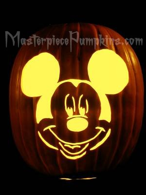 Themes cartoons kid 39 s shows for Mickey mouse vampire pumpkin template