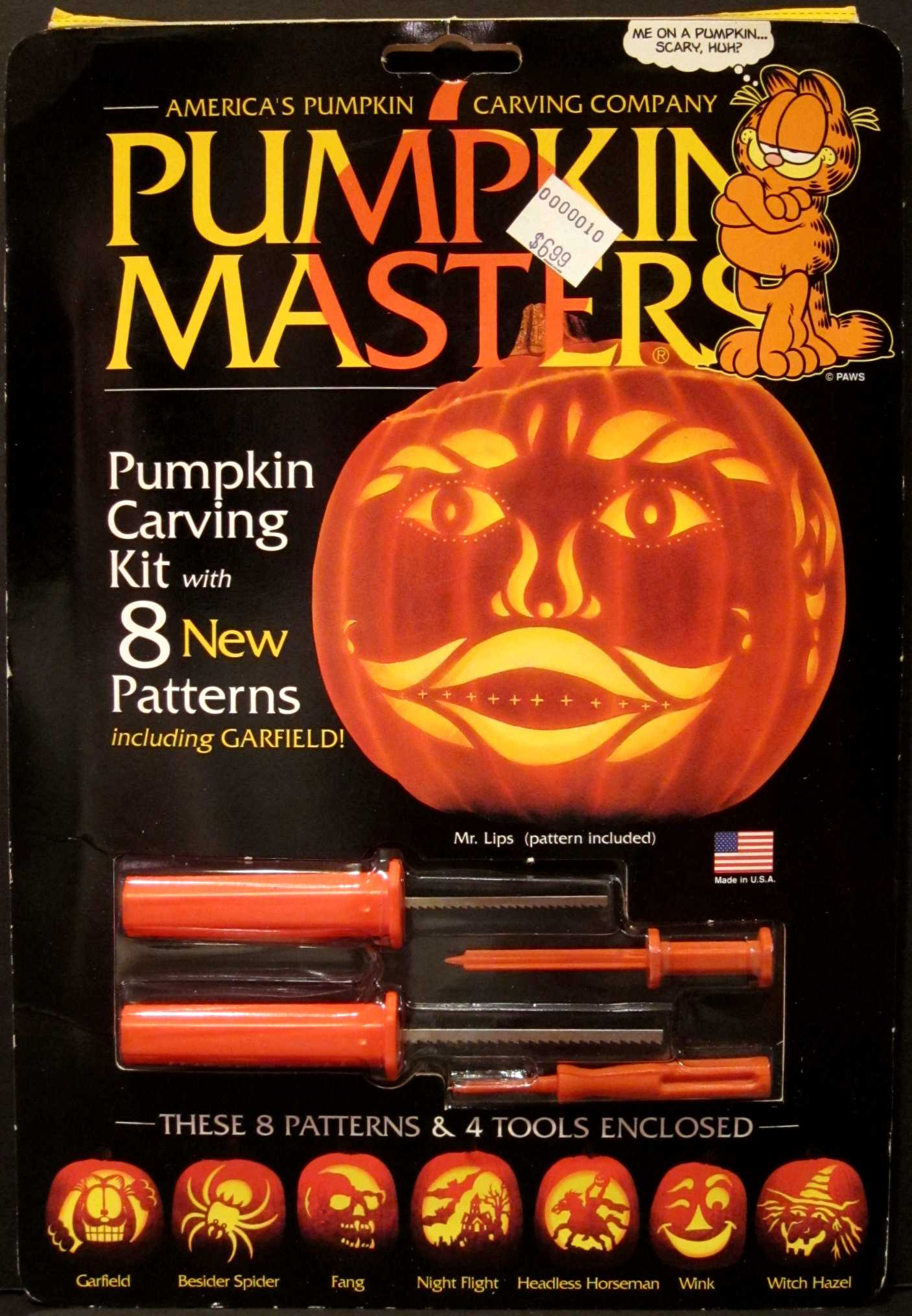 Masterpiece Pumpkins Carving Kits Amp Supplies Carving Kits